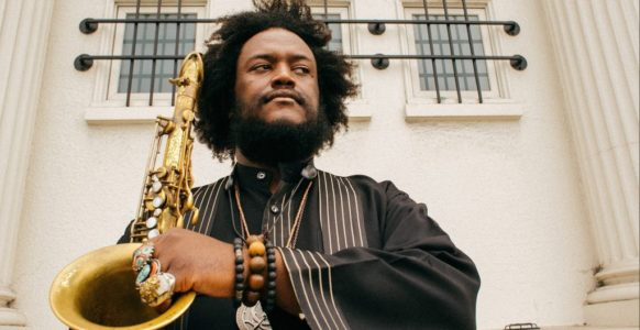 "Kamasi Washington debuts video for ""Hub Tones"""