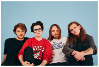 """""""Hi"""" by Indoor Pets, is Northern Transmissions' 'Video of the Day.' the band released the video for their debut single, via Wichita Recordings."""
