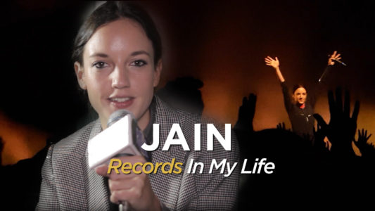 Jain recently guested on 'Records In My Life.' She talked about some of her favourite LPs by Marvin Gaye, Daft Punk.