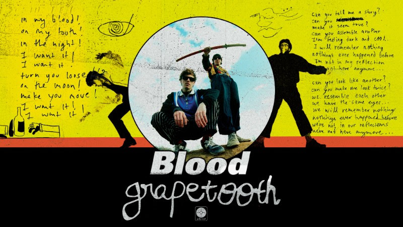 """Blood"" by Grapetooth is Northern Transmissions 'Song of the Day.'"