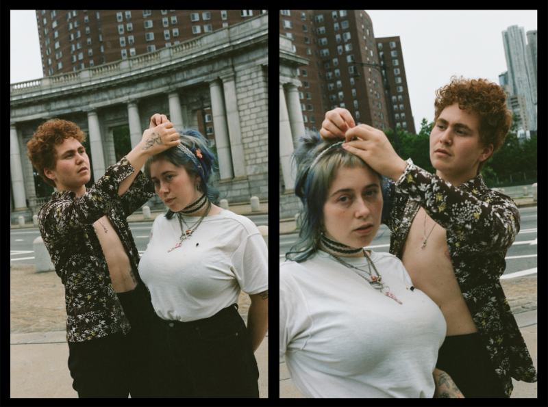 """Girlpool debut two new singles """"Lucy's"""" and """"Where You Sink"""". Both tracks are available to stream"""