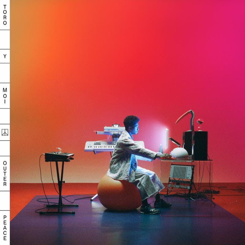 Toro Y Moi announces new album 'Outer Peace', the full-length will be available January 18th via Car Park