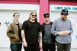"""Protomartyr and Preoccupations announce 7"""". The two bands will also be hitting the road for a joint tour, starting Bovember 23rd in Toronto."""