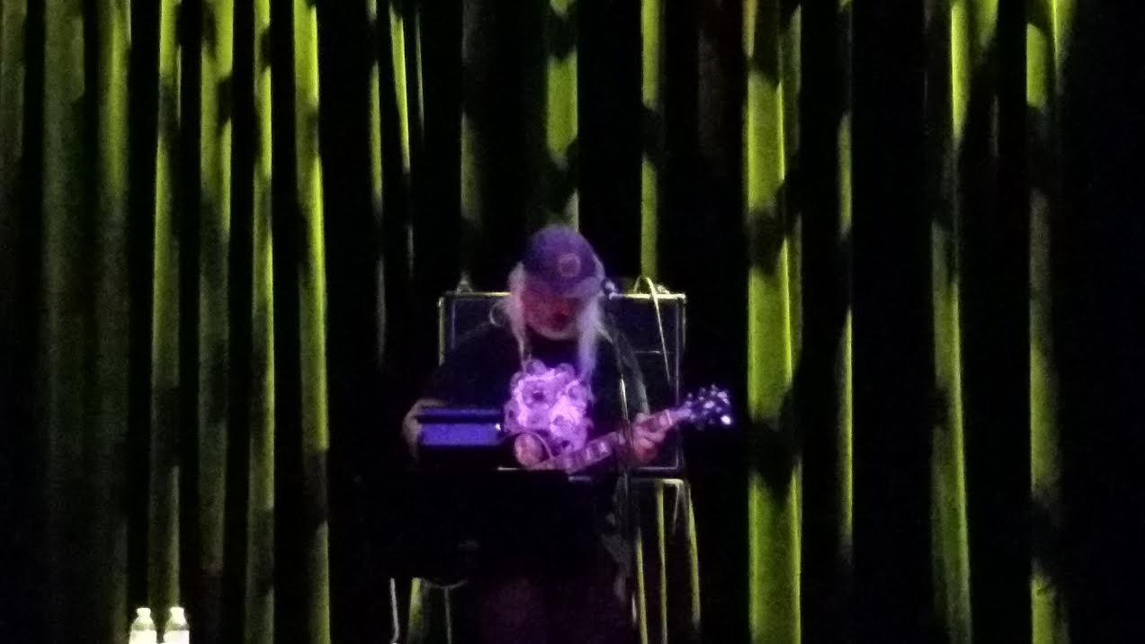 J Mascis live at The Imperial Theatre in Vancouver, BC, November 7th, 2018, with special guest James Elkington