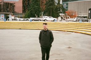 """Mesa Luna AKA Justice McLellan recently released the lead-single """"Feel Nothing"""" off his debut LP 'Lash', out arch 22nd via Afterlife Music ltd"""