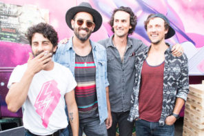 """Los Angeles quartet Balto have Debuted a new single for 'Strangers' album track """"Black Snake, Mojave Blues."""" The band play November 28th in Los Angeles."""