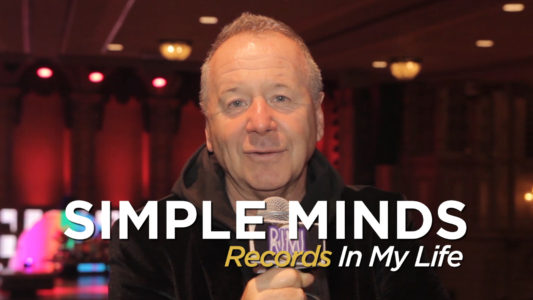 Jim Kerr from Simple Minds recently guested on 'Records In My Life'. The influential musician of modern music, talked about their history and some great LPs