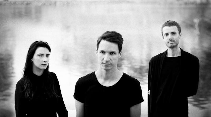 """Space Above have debut their new video for """"Leave Home."""" The project of Aaron Short (The Naked and Famous), Maddie North (So Below), Sam McCarthy (BOYBOY)"""
