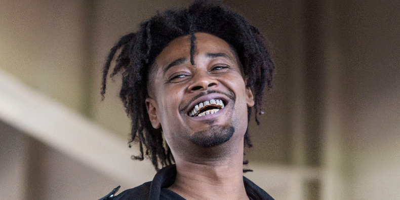Danny Brown announces Bruiser Thanksgiving 5, as well streams Danny Brown 'Live At The Majestic.'