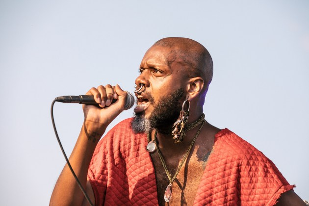 "serpentwithfeet Shares soil reprise | Listen To ""bless ur heart"" (acoustic) & ""messy."" The tracks are available via Tri Angle Records and Secretly Canadian"