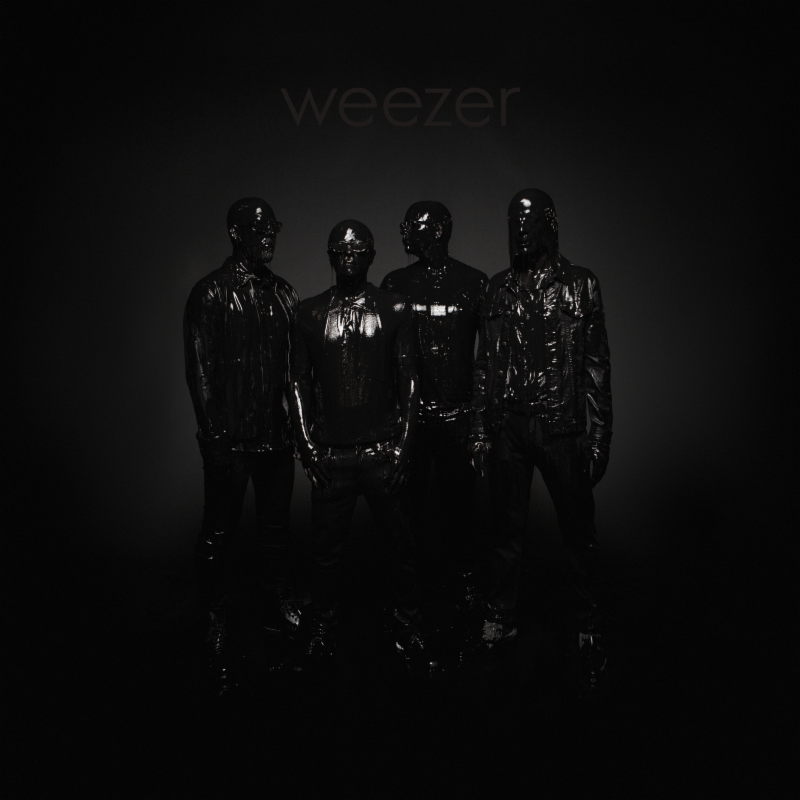 Weezer have announced March 1st, as the release date for their new album Weezer (The Black Album)