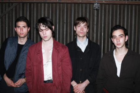 """Danish band Iceage, have released the latest single off their current release 'Beyondless', """"Beyondless,"""" the song is now available via matador Records"""