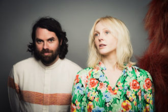 """Lump, which features Laura Marling and Mike Lindsay, Share New Video for """"May I Be The Light."""" The track is off their self-titled LP for Dead Oceans"""