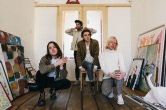 """Mozes and the Firstborn's new single """"If I"""" is Northern Transmissions' 'Song of the Day.'"""