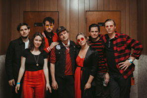 """Wild Child have released a surprise EP '1996,' along with the news, Austin, Texas band have released a new video for """"Hold On, Hold You"""""""