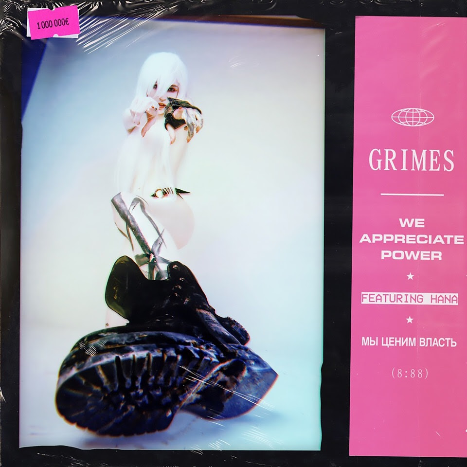 "Claire Boucher AKA: Grimes had debuted her new single ""We Appreciate Power."" The song was produced, performed and written by Grimes and featuring HANA"