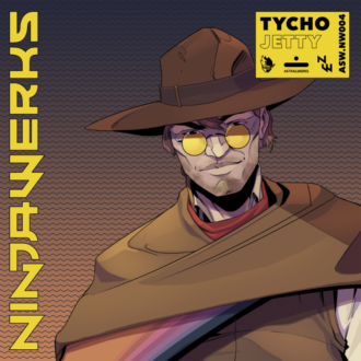 "Scott Hansen AKA: Tycho, has released his new single ""Jetty."" The track is off the Ninjawerks Volume 1, and available via Astralwerks and streaming services"