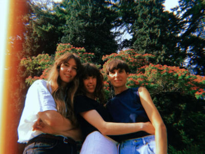 """""""Minnesota"""" by Vancouver trio The Courtneys, is Northern Transmissions' 'Video of the Day.'"""