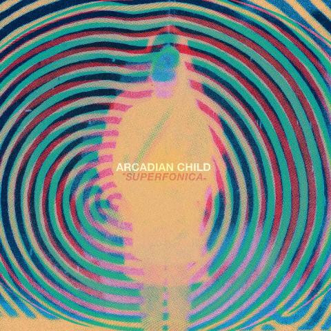 "Arcadian Child debut ""Constellations."" The track comes off the Psych/stoner rock band's forthcoming release 'Superfonica'"
