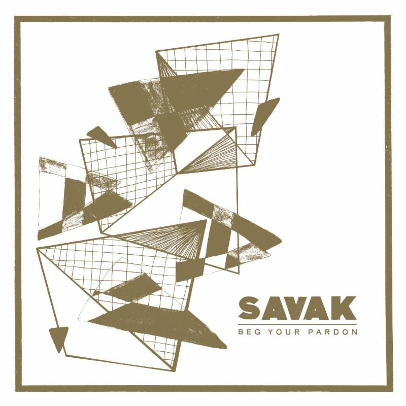 """""""Beg Your Pardon"""" by Savak album review by Adam Williams, for Northern Transmissions"""