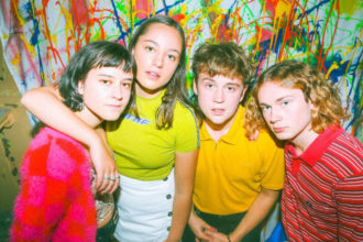 """""""Bobbi's Second World"""" by The Orielles is Northern Transmissions' 'Song of the Day.' The song is off the UK duo's release 'Silver Dollar Moment.'"""