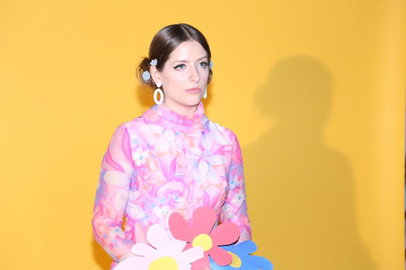 """Molly Burch releases video for """"Candy"""" the single is off her LP First Flower"""