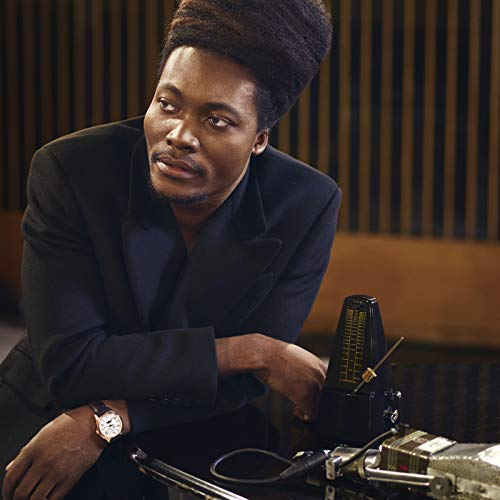 """Pianist, singer, and songwriter Benjamin Clementine dropped a new song entitled """"Eternity."""" The track was released via Capitol Music Group."""