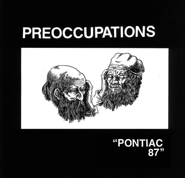 Preoccupations and Protomatyr Release Split 7""