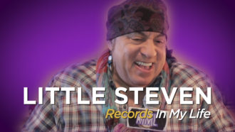 Little Steven guests on 'Records In my Life.' The Gutarist, Actor, Radio host, founding member of The East Street Band,