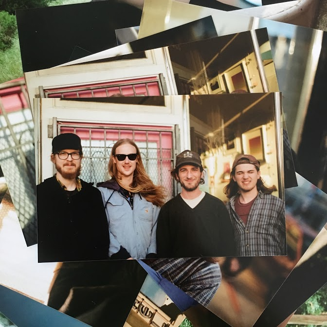 """""""Bang Bang"""" by Schlotman is Northern Transmissions' 'Song of the Day.' The track is off the Bay Area band's forthcoming LP 'Animal Glamour Numb.' out 1/11"""