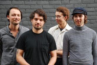 """Single Mothers' """"Tan Line (Like Passing Through A Wall)"""" is Northern Transmissions' 'Video of the Day,'"""