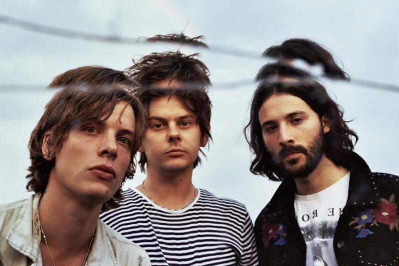 London, England's Yak, have announced their new album 'Pursuit of Momentary Happiness'