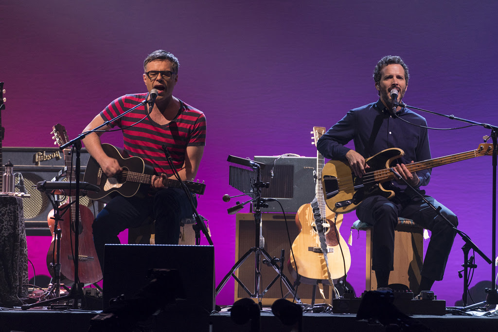 "Flight Of The Conchords release new single ""Father And Son,"""