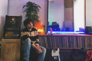 """The Natvral's new single """"Home,"""" is Northern Transmissions song of the Day. The Natvral is the project from Kip Berman from The Pains of Being Pure at Heart"""