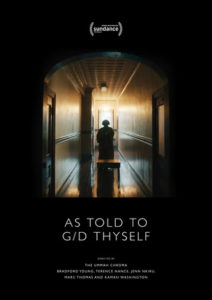 As Told To G/D Thyself, the highly anticipated short film from Kamasi Washington, makes its world premiere in January at the 2019 Sundance Film Festival