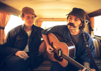 """""""Cannonball"""" Buck Meek is Northern Transmissions' 'Song of the Day'. The track is off the singer/songwriter's current self-titled release"""