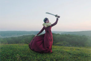 """""""Drowning In Sound"""" by Amanda Palmer is Northern Transmissions' 'Song of the Day.'"""