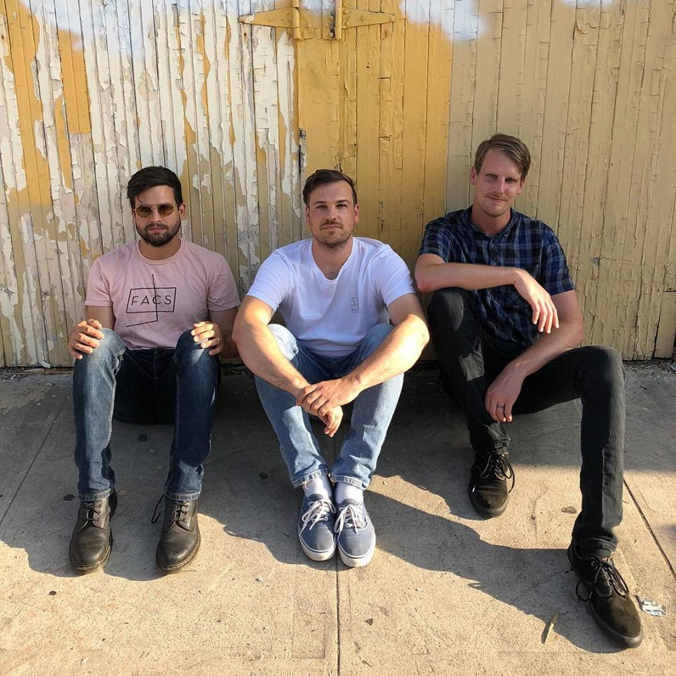 """Pyre"" by Exasperation, is Northern Transmissions' 'Song of the Day.' The track is off their current release 'Paradise,' now available to stream"