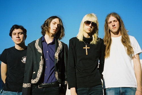 """Starcrawler have released a new video for """"Hollywood Ending."""" The track appears on their current, self-titled Ryan Adams' release, available via Rough Trade"""
