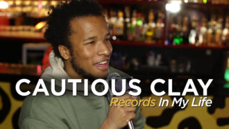 Cautious Clay, the singer/songwriter/producer, guested on 'Records In My Life.' The multi-talented artist talked about Miles Davis, Outkast and more