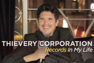 Thievery Corporation guest on 'RIML'