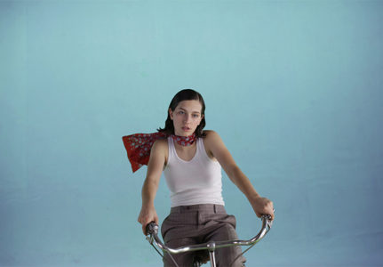 """King Princess debuts Fiona Apple cover """"I Know."""" The track is off King Princess' 'Make My Bed' album, out via Mark Ronson's label Zelig Records"""