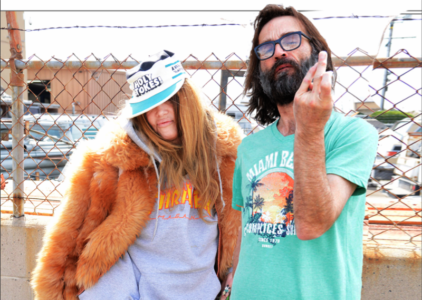 """White Stuff"" by Royal Trux, is Northern Transmissions' 'Video of the Day.' The title-track is off their forthcoming release, out March 1st via Fat Possum"