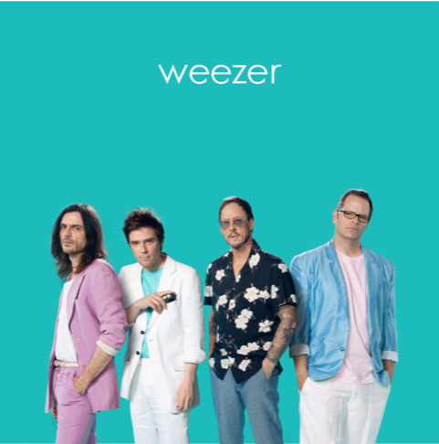Weezer 'The Teal album' review