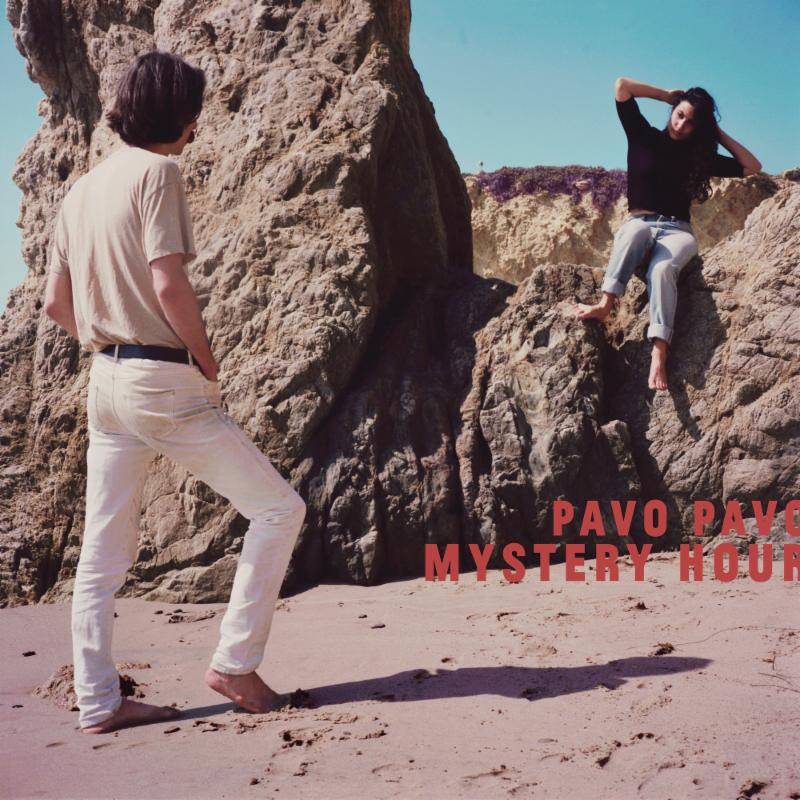"""Pavo Pavo have released their new single """"Close To Yoyr Ego. The song arrives a couple of weeks prior to the duo's new album 'Mystery Hour.'"""