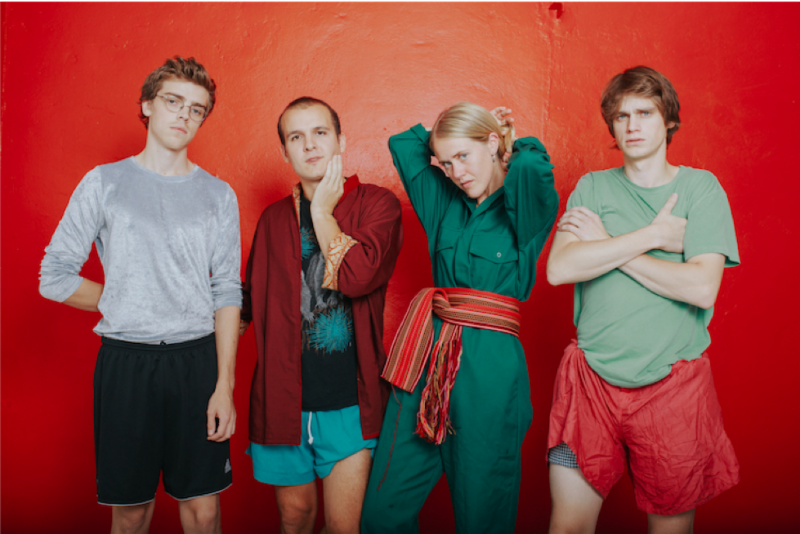 """Northern Transmissions' 'Song of the Day', is """"My Blood"""", by Scandinavian quartet Pom Poko"""
