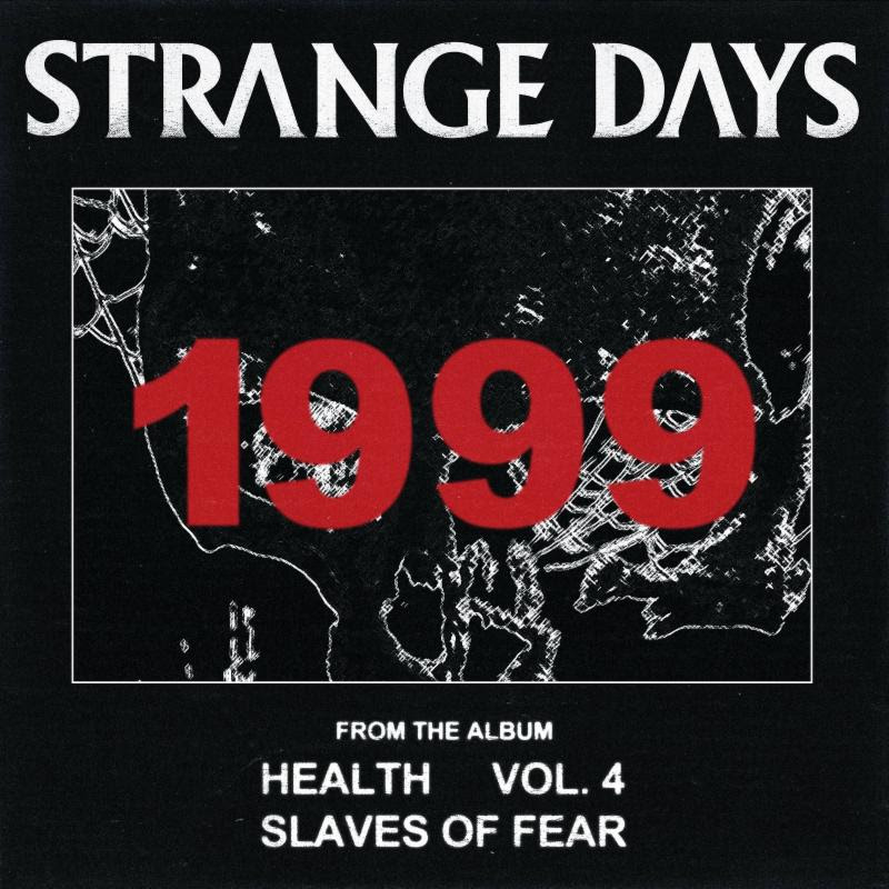 """Los Angeles band HEALTH, have released their new single """"Strange Days (1999)."""" The track is off their Lars Stalfors produced 'VOL. 4 Slaves Of Fear'"""