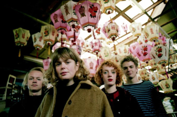 Pip Blom have announced their debut full-length 'Boat.' The album will be released via Heavenly Recordings, and see the group hit SXSW 2019 and more.
