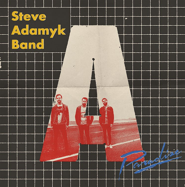 """In Death"" by Steve Adamyk Band, is Northern Transmissions' 'Song of the Day.' The track is off the Jesse Gander produced LP 'Paradise,' out 3/15 on Dirtnap"
