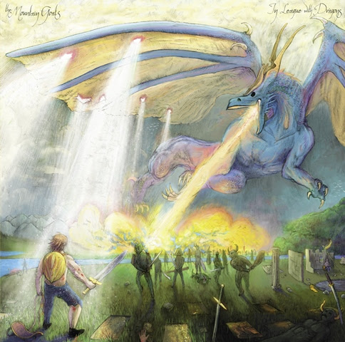 """The Mountain Goats announce new album 'In League With Dragons.' The LP will be released on April 26, on Merge. The first single """"Younger"""" is now available"""